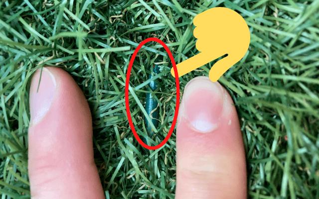 人工芝は防草シート付きがおすすめ!4