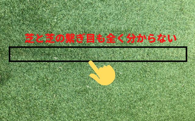 人工芝は防草シート付きがおすすめ!2
