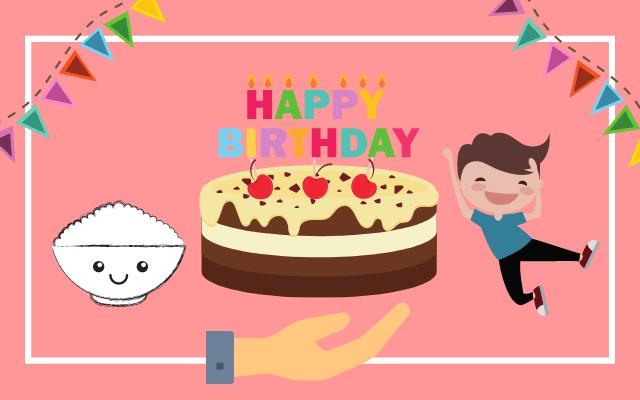 2歳の誕生日にしたこと ケーキ、ご飯編